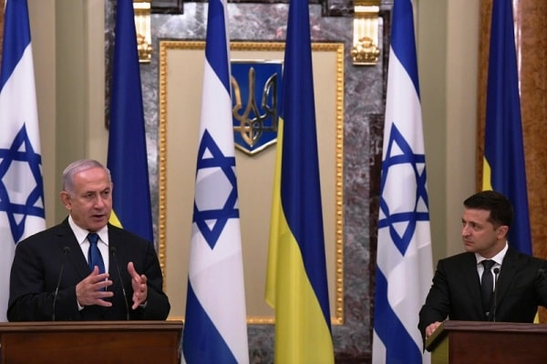 Signed a memorandum on cooperation in agriculture between Israel and Ukraine
