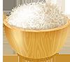 Рис, чечевица, гречка, пшено